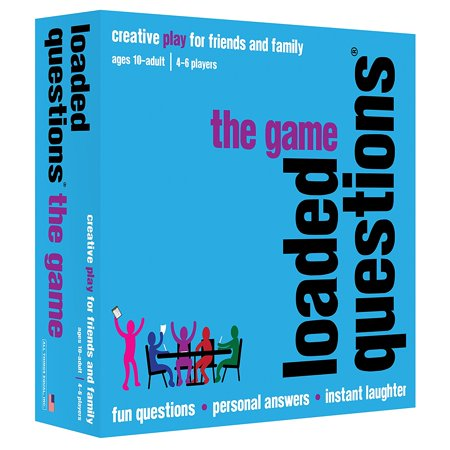 34dcbd99760 LOADED QUESTIONS (The family and friends version of the classic game of   who said