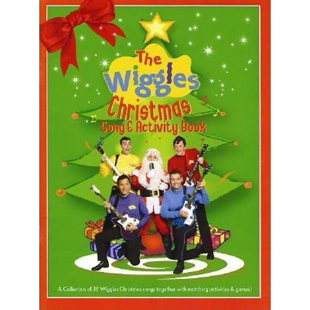 The Wiggles - Christmas Song & Activity Book (Paperback) ()
