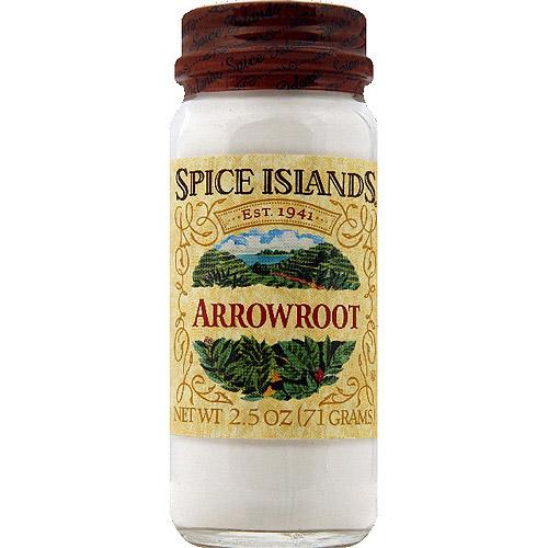 Spice Islands Arrowroot, 2.5 oz (Pack of 3)