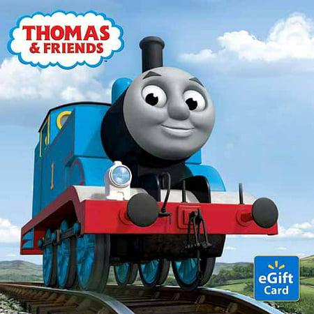 Thomas & Friends Journey to Rewards eGift Card