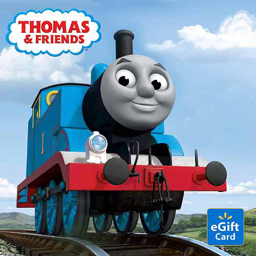 Thomas & Friends Journey to Rewards eGift Card