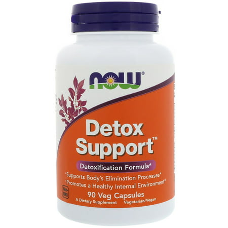 Now Foods  Detox Support  90 Veg Capsules