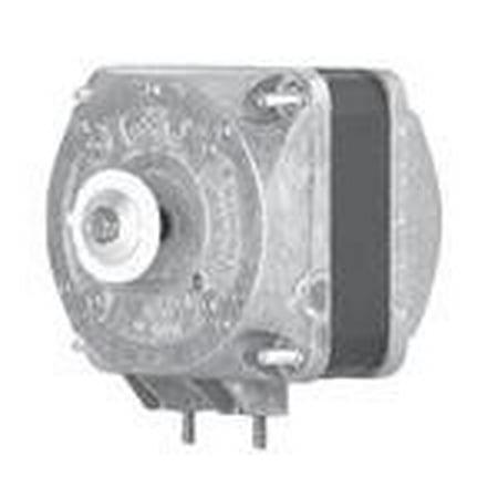 AC, DC & Servo Motors AC Q-Motor, 115VAC 100Win/34Wout, 1.35A