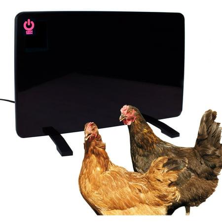 Cozy Coop Chicken Coop Heater 200 Watt Safe Radiant Space Heater