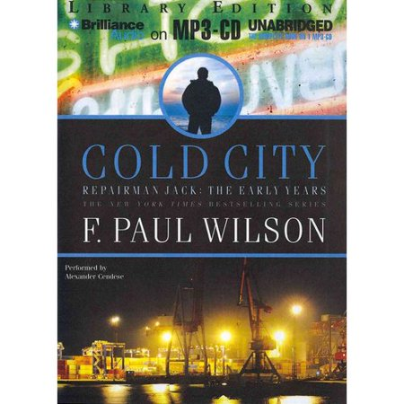 Cold City: Library Edition by