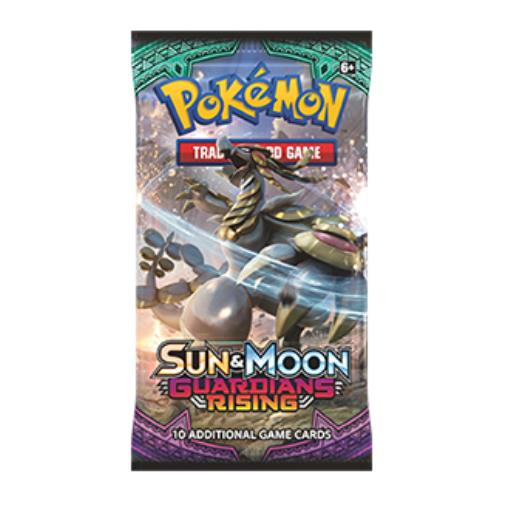 Giants Booster Pack - Sun & Moon Guardians Rising Booster Pack New