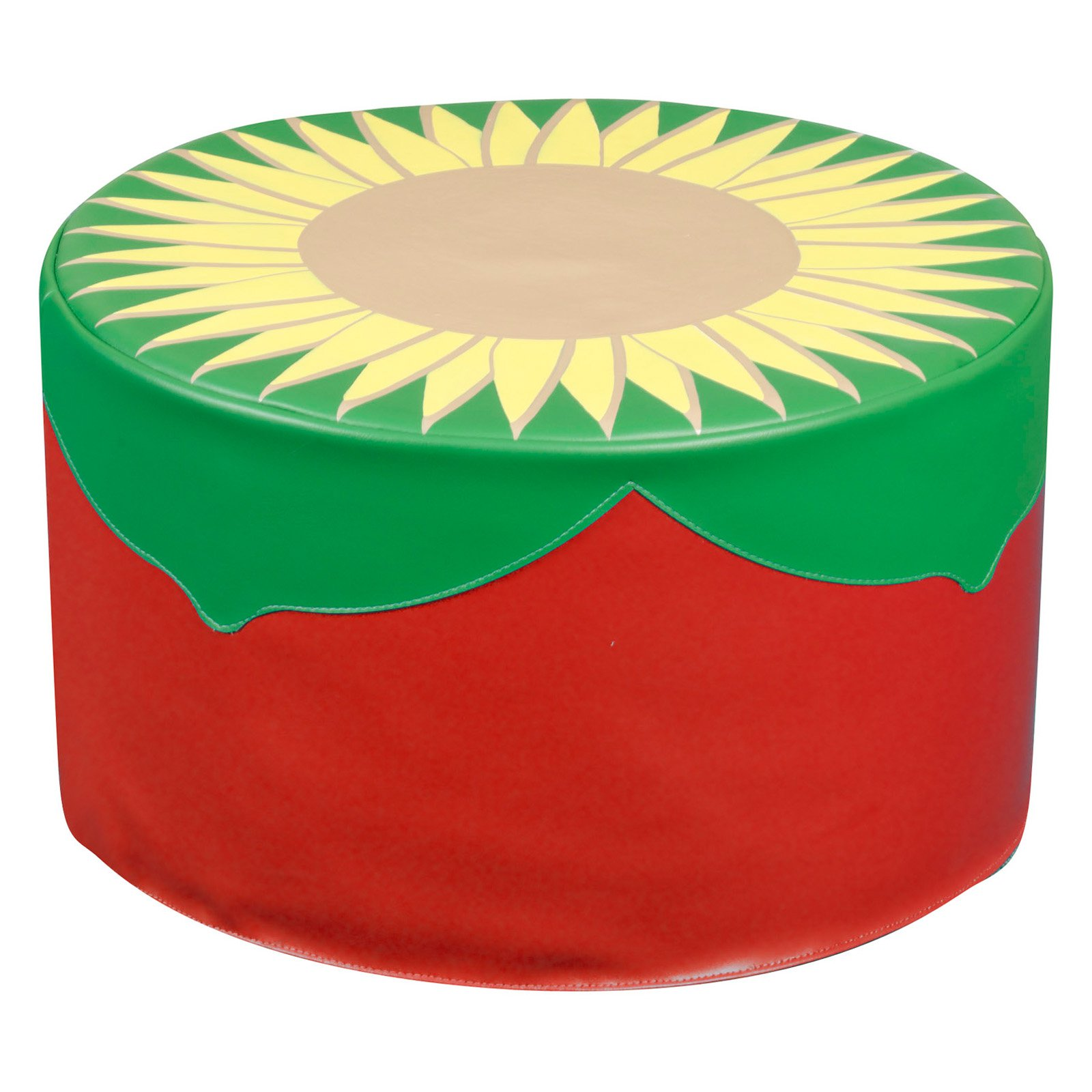 Kalokids Back to Nature Sunflower Pouf