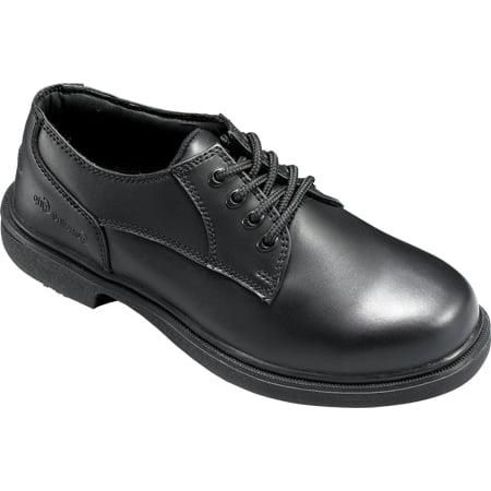 Men's Genuine Grip Footwear Slip-Resistant Oxford (Sure Grip Oxford)