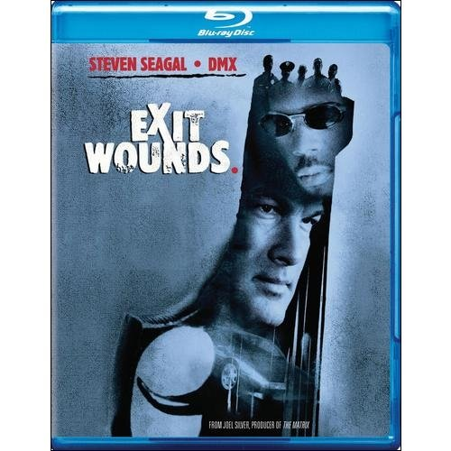 EXIT WOUNDS (BLU-RAY)