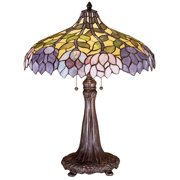 26 in. Wisteria Table Lamp