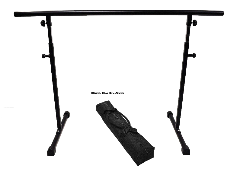 Health Mark Light Weight and Portable Free Standing Balance Barre by