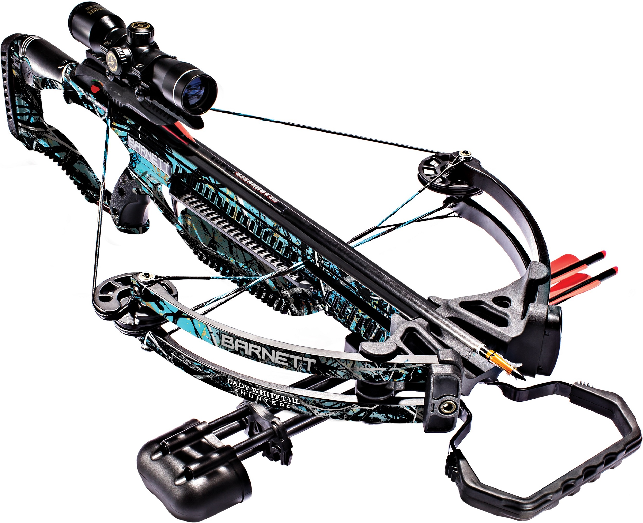 Lady Whitetail Hunter Crossbow Package by Barnett Crossbows