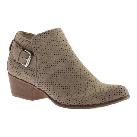 Portland Boot Company Talia Perforated Ankle Bootie (Women's) ewOECXzDE