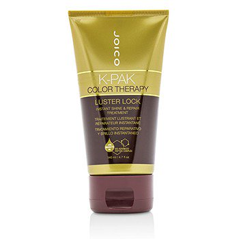 K-Pak Color Therapy Luster Lock Instant Shine & Repair Treatment 4.7oz
