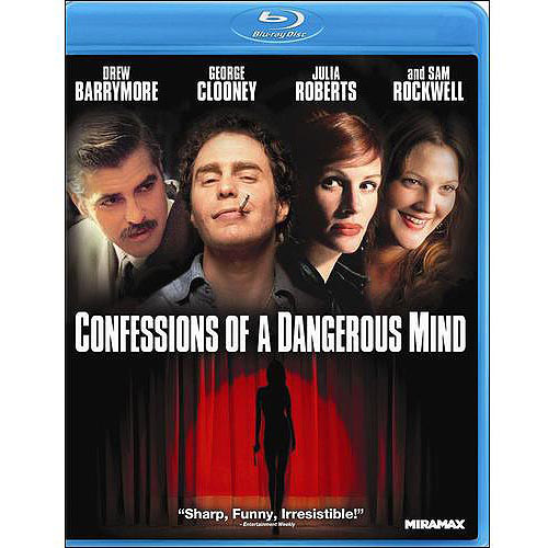 Confessions Of A Dangerous Mind (Blu-ray) (Widescreen)