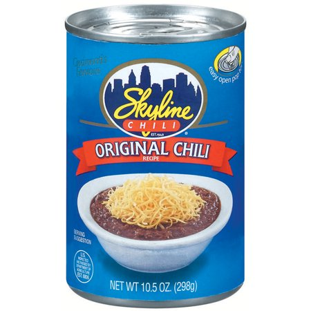 Skyline Chili Original  Chili 10 5 Oz Can