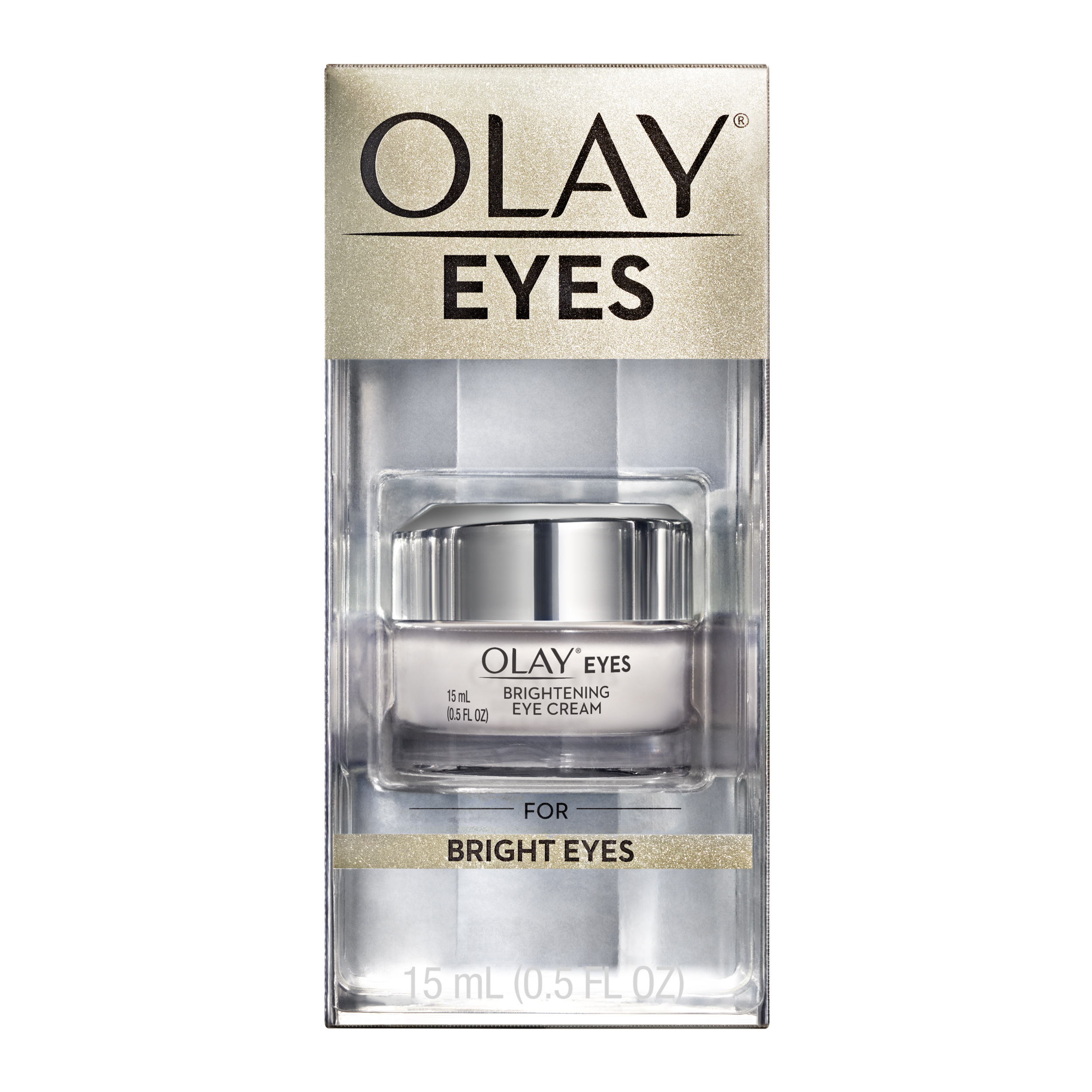 Olay Brightening Eye Cream For Dark Circles 0 5 Fl Oz Walmart