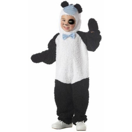 Toddler Playful Panda Costume - Panda Toddler Costume