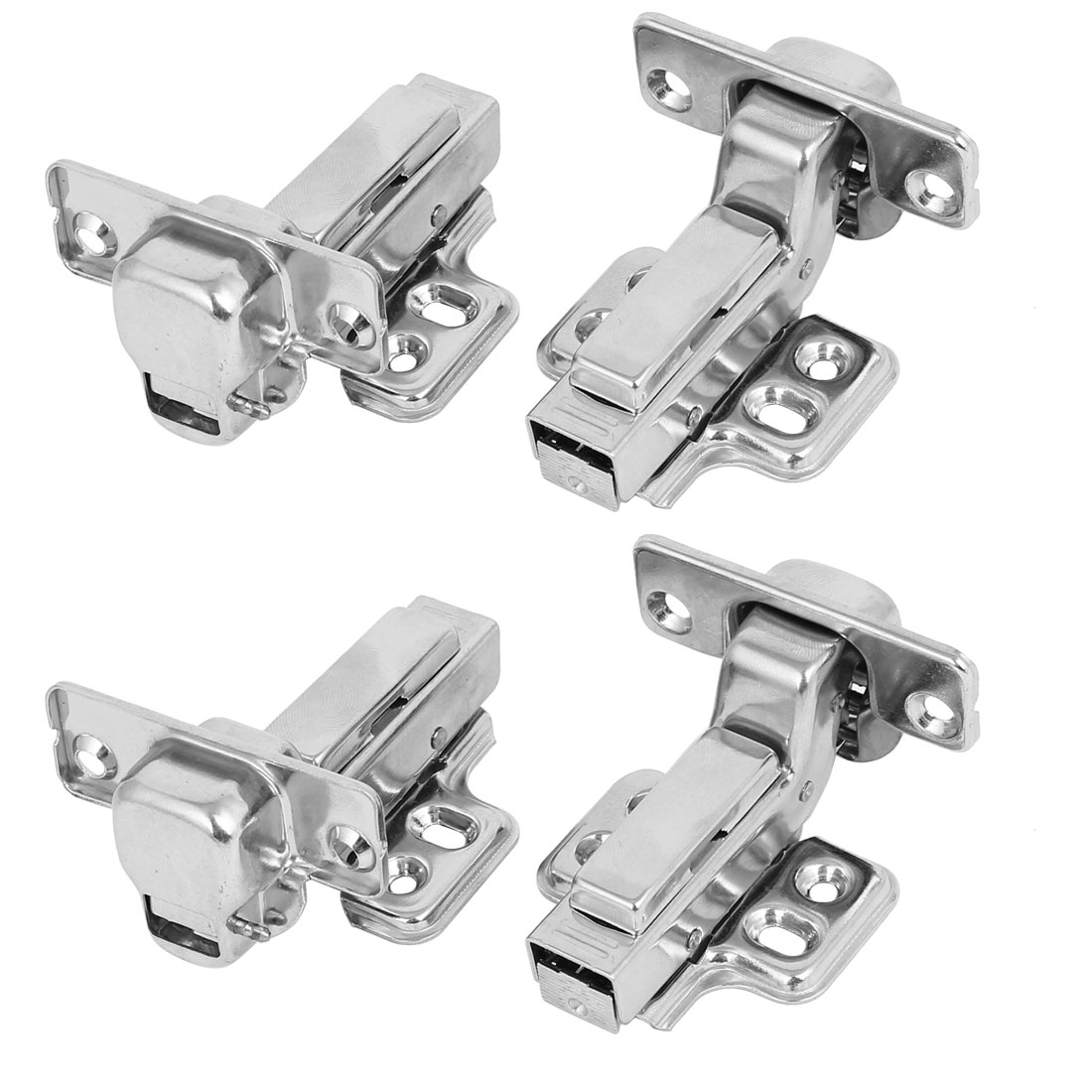 Face Frame Concealed Self Closing Full Overlay Cabinet Cupboard Hinges 4PCS