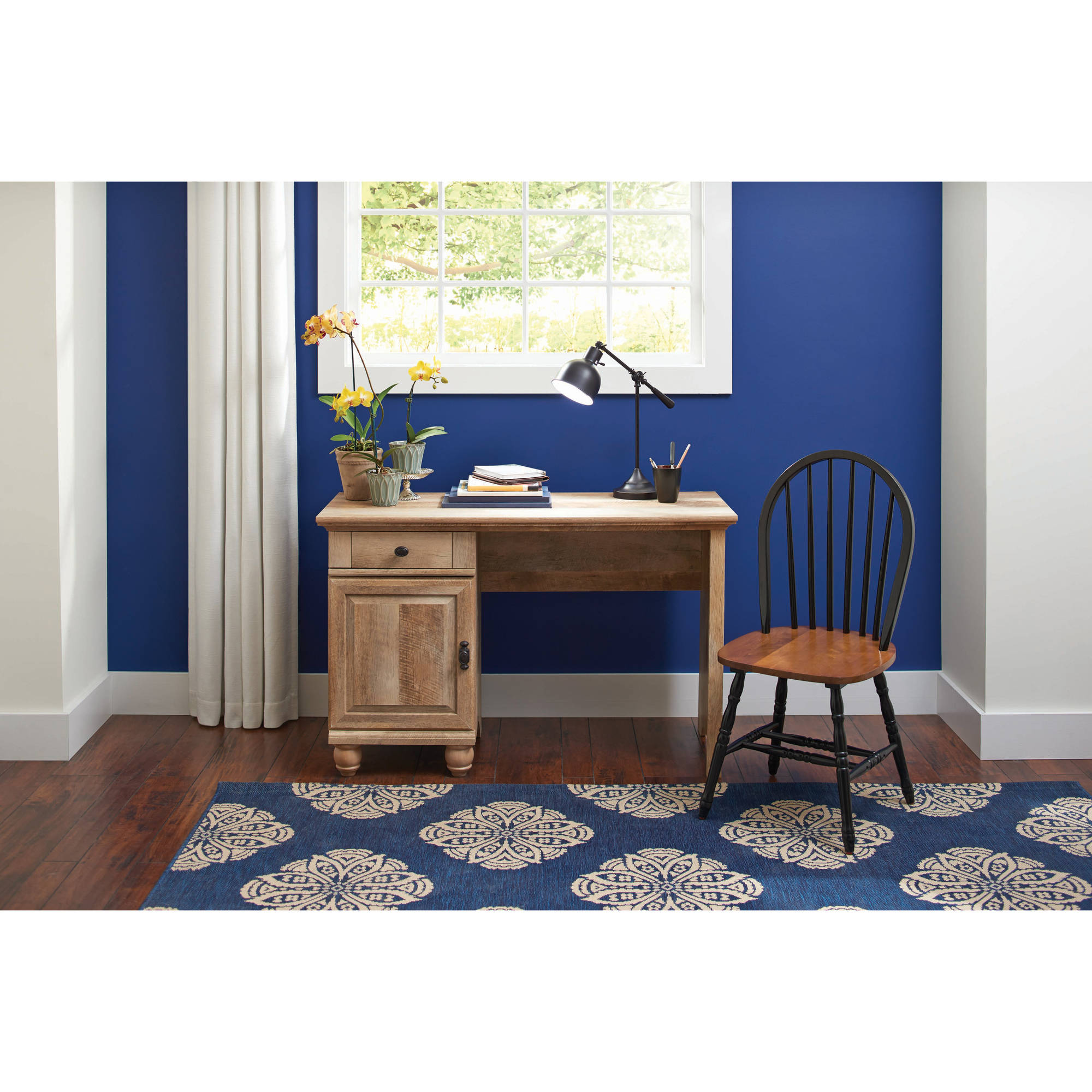 Better Homes And Gardens Crossmill Desk, Multiple Finishes