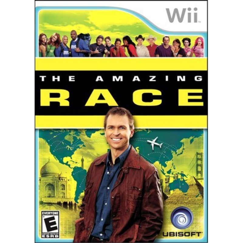 The Amazing Race (Wii)