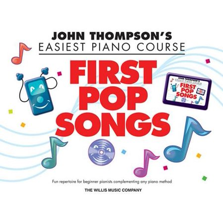 John Thompson's Easiest Piano Course : First Pop - Pop Halloween Songs List