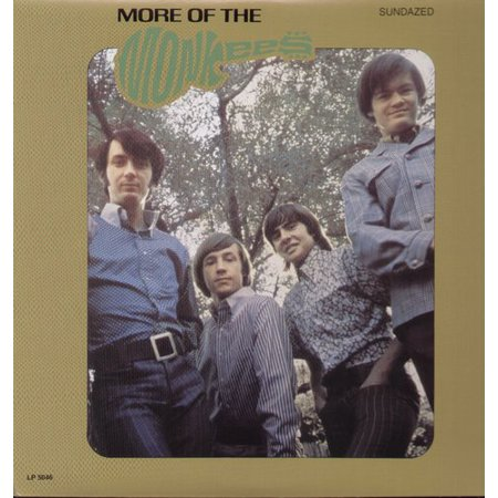 More of the Monkees (Vinyl)