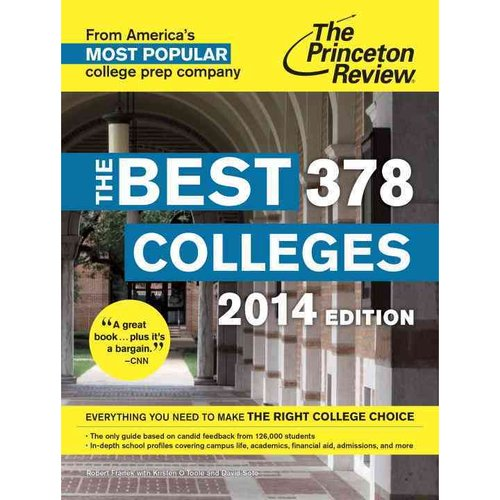 Princeton Review Guide to College Majors