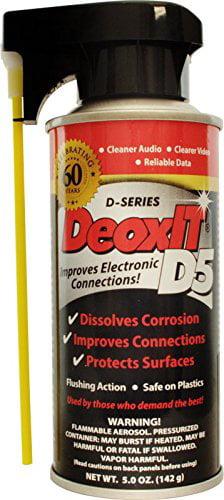 CAIG Laboratories D5S-6 PS D-Series DeoxIt by Caig Laboratories