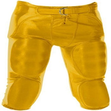 Alleson Athletic Youth Unisex Dazzle Integrated Football Pants 34