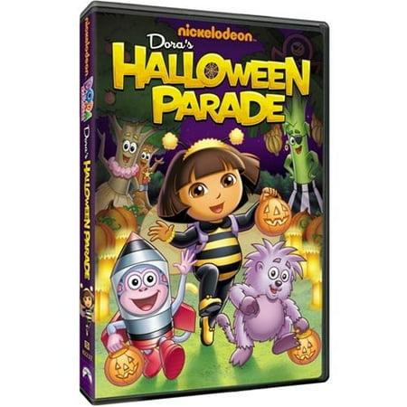 Dora The Explorer: Dora's Halloween Parade - Halloween Parade