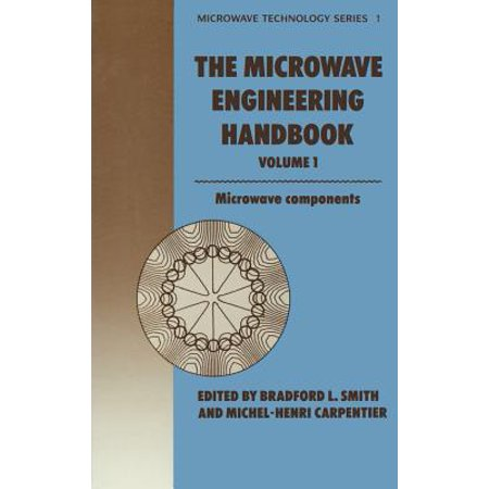 Microwave Engineering Handbook Volume 1 : Microwave Components The Microwave Engineering Handbook provides the only complete reference available on microwave engineering. The three volumes of the handbook cover the entire field of microwave engineering, from basic components to system design. All entries in the handbook are written by experts in the area, bringing together an unrivalled collection of expertise on microwave technology. Volume I: Microwave Components covers all of the microwave components used in industry including the various microwave tube types, solid state discrete devices, passive devices and optoelectronic and infrared devices. The emphasis throughout is on practical components with cut-away drawings and performance charts of actual devices included among nearly 400 illustrations.