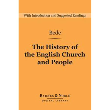 The History of the English Church and People (Barnes & Noble Digital Library) - - History Of Halloween Simple English