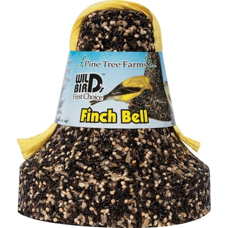 Pine Tree Farms Inc-Seed Bell- Finch 18 Ounce