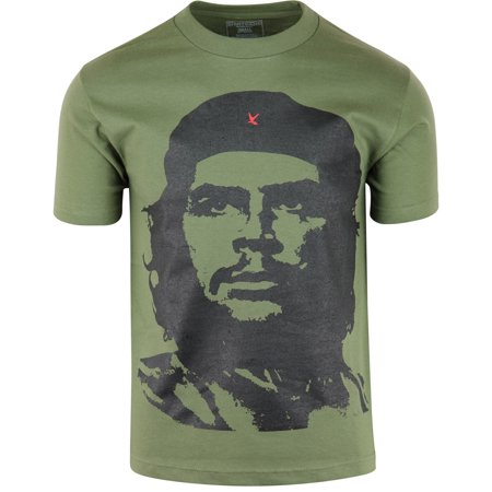 - ShirtBANC Brand Ernesto Guevara Colombian Revolutionary Che Shirt
