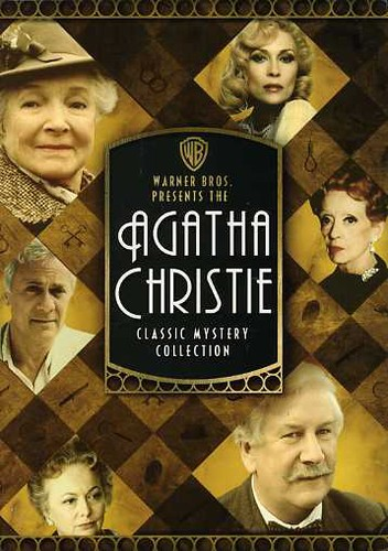 Agatha Christie Classic Mystery Collection by WARNER HOME ENTERTAINMENT