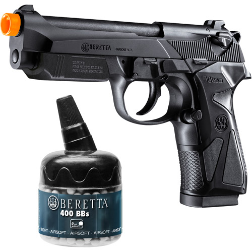 Beretta 90two Spring Airsoft - Black