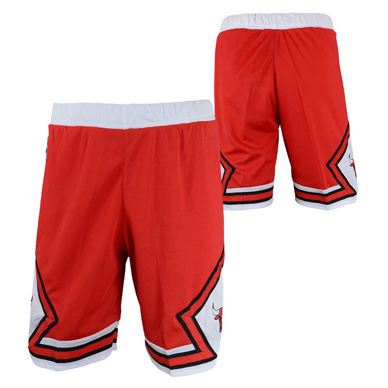 Chicago Bulls Youth NBA Replica Road Shorts  - Red