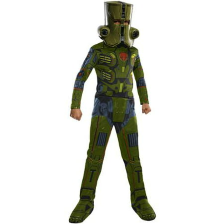 Pacific Rim Jaeger Cherno Alpha Costume Child](Aloha Costume Ideas)