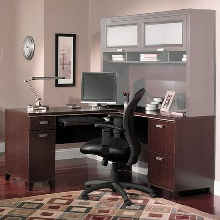 Bush Furniture Tuxedo L Shaped Computer Desk