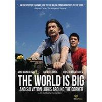 WORLD IS BIG & SALVATION LURKS AROUND CORNER (DVD/BUG/GER/ITALIAN) (DVD)
