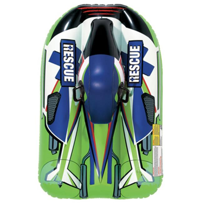 Aqua Leisure Ind Inc AW4058 40 in. Snow Rocket Sled by
