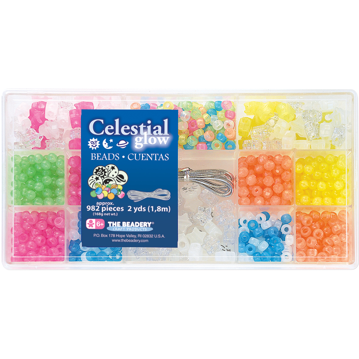 Bead Box Kit 6ozCelestial Glow