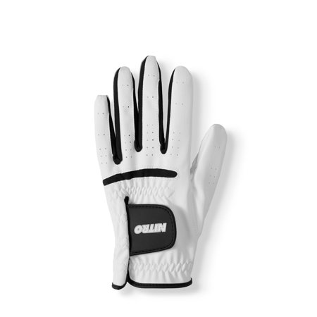 Nitro Crossfire Men's Golf Glove, Large, Left Hand