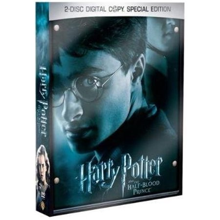 Harry Potter And The Half Blood Prince  Two Disc Special Edition