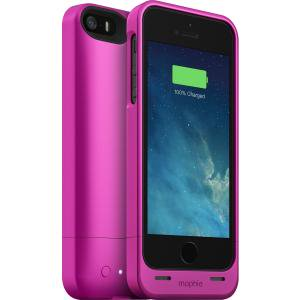 premium selection 0335d 2a010 Mophie Juice Pack Helium for iPhone SE/5s/5 - Pink