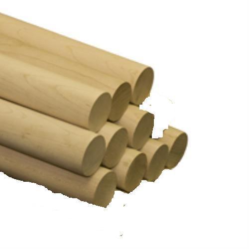 "Brand New BD2000-10 Wooden 2"" x 36"" Wood Dowel Bag of 10"