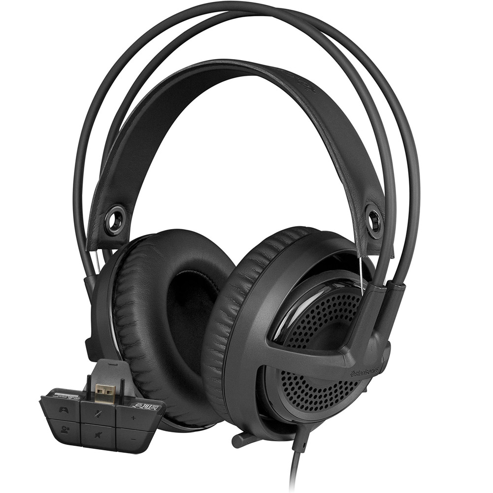 Gaming Headsets, Siberia X300 High-performance Pc Gaming Headsets, Refurbished