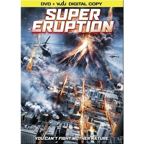 Super Eruption (DVD + Digital Copy) (Walmart Exclusive)