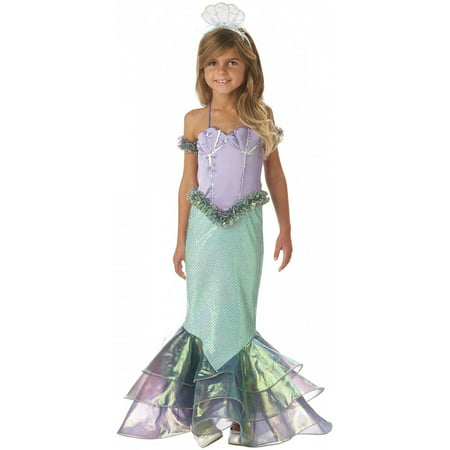 Magical Mermaid Child Costume - Small for $<!---->